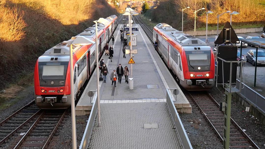 Mobilität sichern – Odenwaldbahn ausbauen